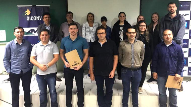 Realizado curso sobre o novo projeto básico do Siconv em União da Vitória