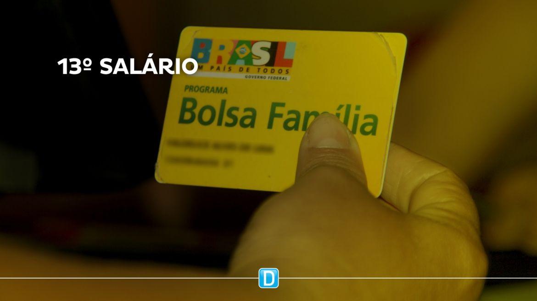Com 13ª parcela, Bolsa Família proporcionará maior poder de compra