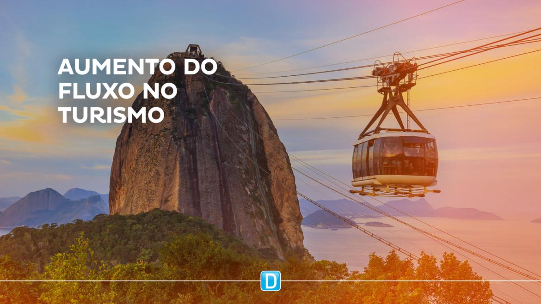 Escolha do Brasil como destino turístico cresce após isenção de vistos