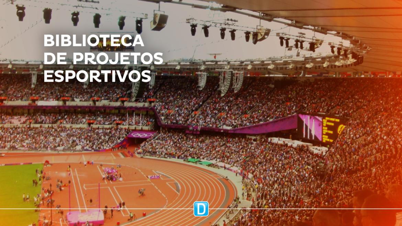 Secretaria Especial do Esporte cria biblioteca com projetos de referência de edificações esportivas