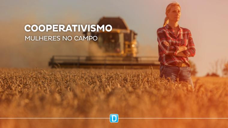 Cooperativas são importantes para mulheres do campo, mas poucas têm poder de decisão