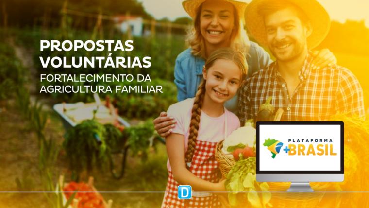 Fortalecimento da Agricultura Familiar