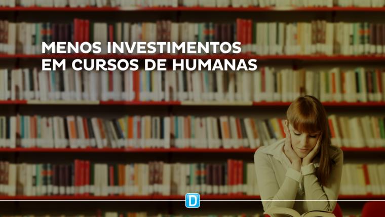 MEC estuda reduzir investimento em faculdades de humanas