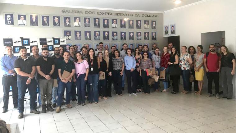 Em Campo Mourão, gestores participam de capacitação sobre o Siconv
