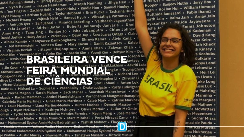 Com estudo sobre macadâmia, brasileira vence feira mundial de ciências