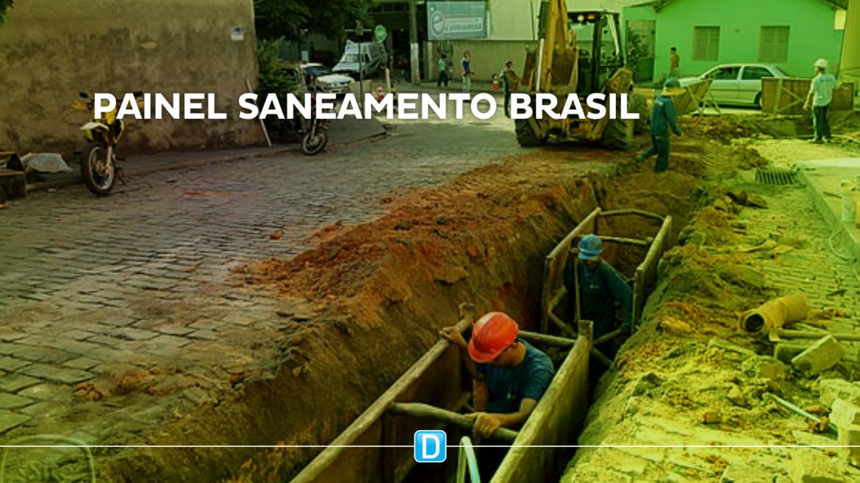 Informações sobre saneamento no Brasil estão disponíveis em nova plataforma