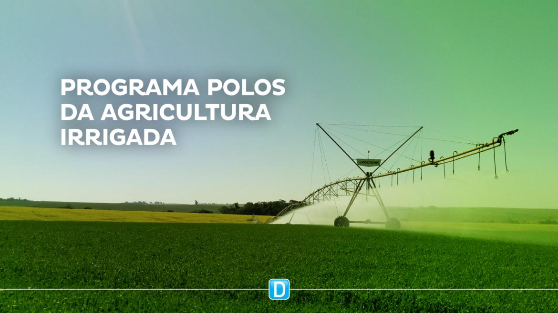MDR cria Polos de Agricultura Irrigada