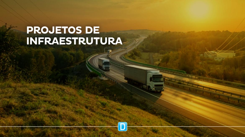 Ministério da Infraestrutura tem 39 novos projetos qualificados