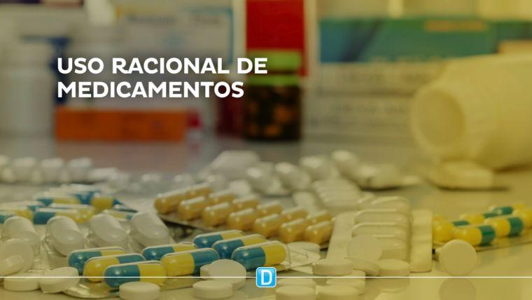 Uso racional de medicamentos é tema de nova oferta UNA-SUS