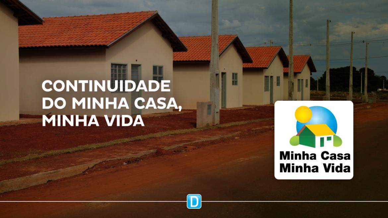 Ministro reforça compromisso com a continuidade e melhoria do Minha Casa, Minha Vida