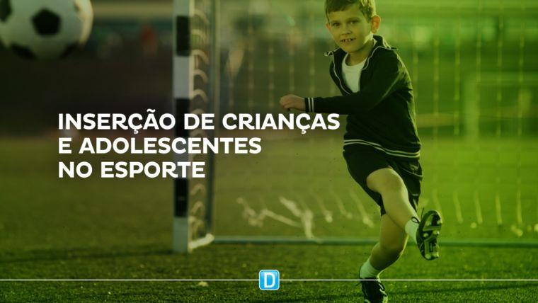 Programa Segundo Tempo/Forças no Esporte recebe aporte de R$ 20 milhões