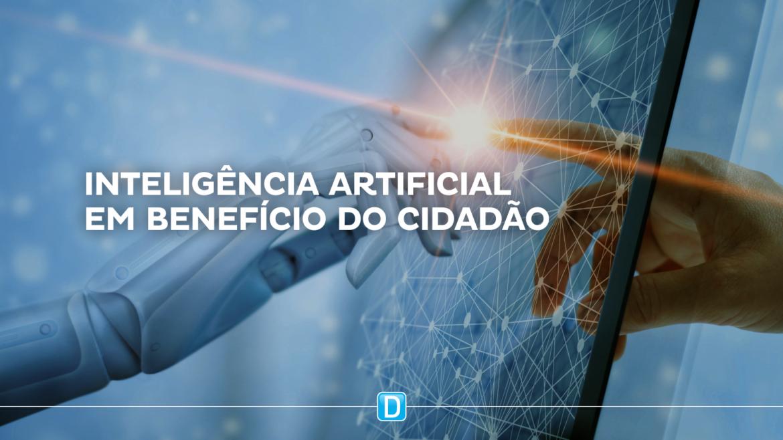 Inteligência artificial representa oportunidades para sociedade e governo