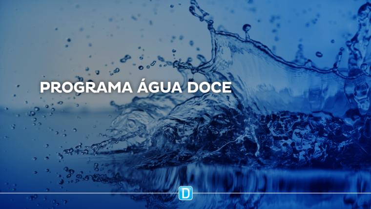 Água Doce é destaque em seminário internacional sobre dessalinização, reuso e tratamento de águas e efluentes