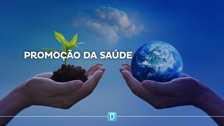 Capacitação sobre Territórios Saudáveis e Sustentáveis reúne gestores em saúde de todo Brasil