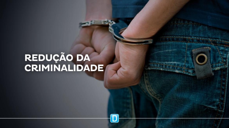 Brasil registra queda de 23% no número de homicídios no primeiro bimestre de 2019