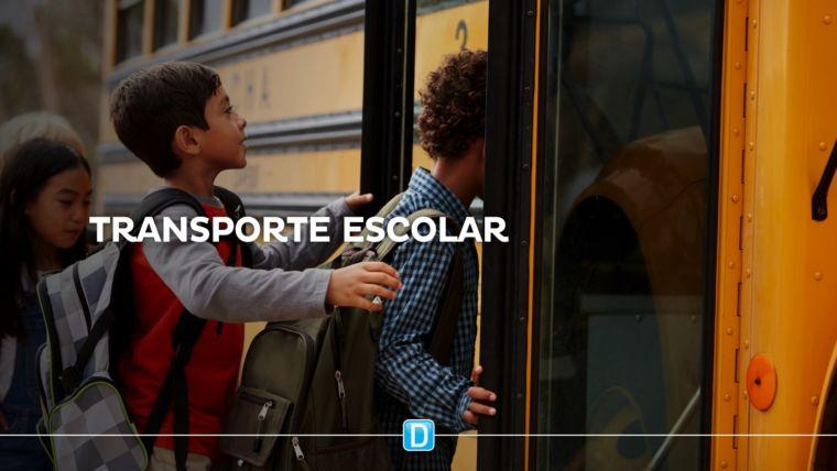 FNDE repassa R$ 264 milhões para o transporte escolar