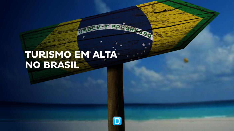 Onze estados brasileiros registraram alta no número de turistas internacionais