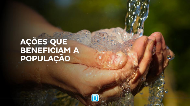 Cidades brasileiras terão acesso a R$ 487,8 milhões para investir em saneamento