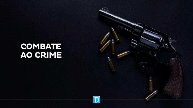 Secretário Lelo Coimbra debate ações de enfrentamento à criminalidade violenta