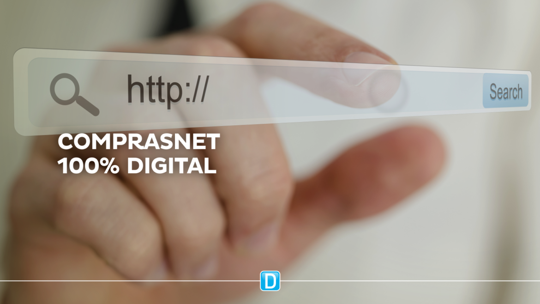 Adesão ao Comprasnet passa a ser 100% digital