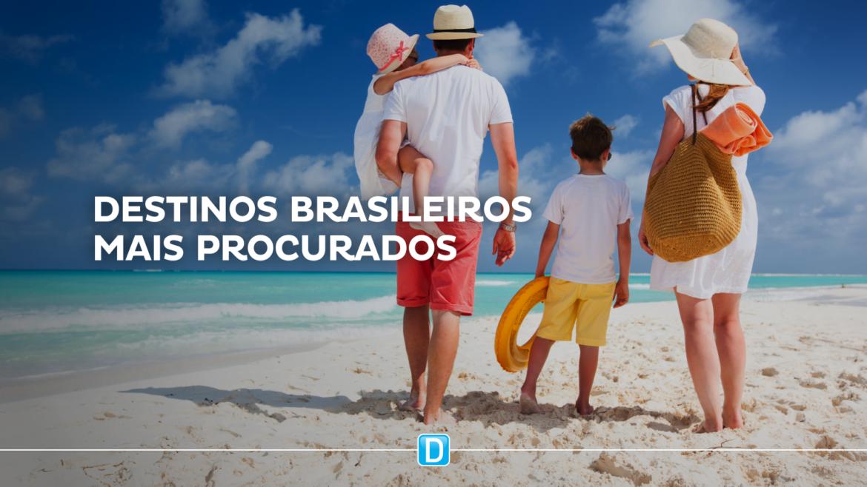Pesquisa inédita revela destinos brasileiros mais procurados em junho e julho