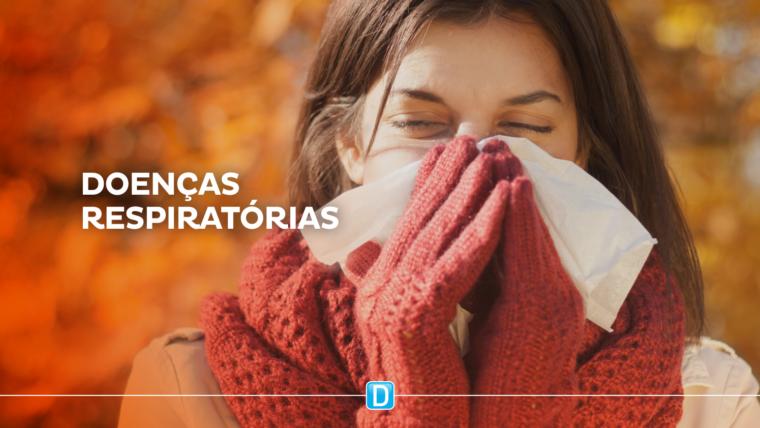 Pausa para Saúde: Doenças respiratórias no inverno