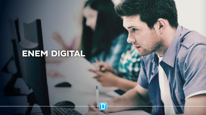 Enem terá aplicação digital em fase piloto em 2020 e deixará de ter versão em papel em 2026