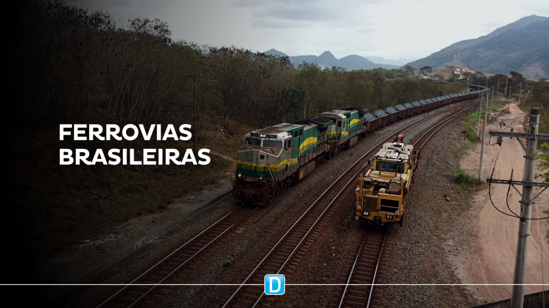 Ministro apresenta estratégia para expansão do sistema ferroviário no país