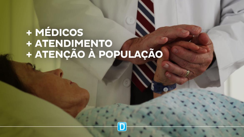 Mais Médicos: 1,9 mil profissionais começaram a atuar em junho
