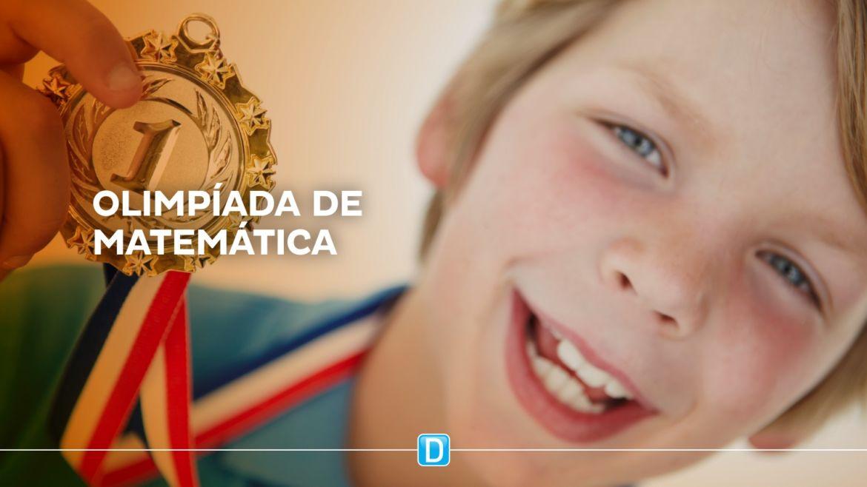 Olimpíada de Matemática premia os melhores alunos entre 18 milhões de participantes