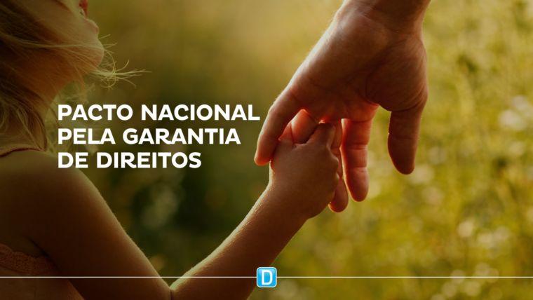 Pacto é lançado para garantir direitos de crianças e adolescentes vítimas de violência