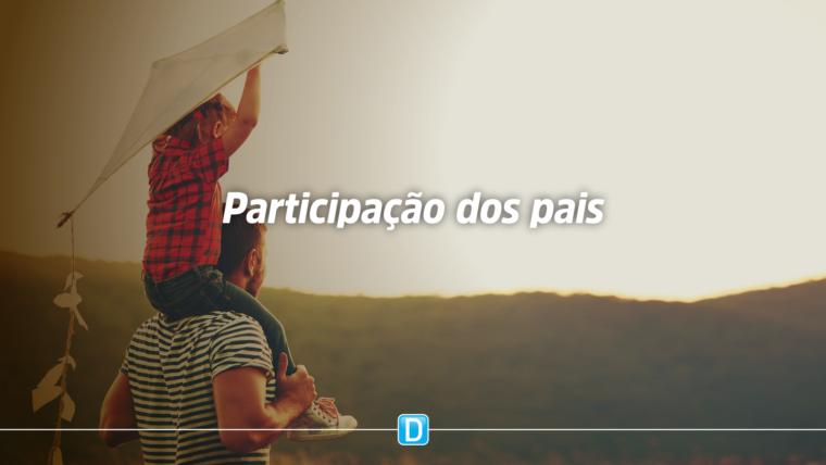 Criança Feliz incentiva participação dos pais no desenvolvimento dos filhos