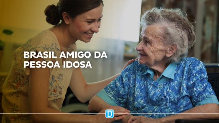 Ações do Ministério da Cidadania promovem o protagonismo dos idosos