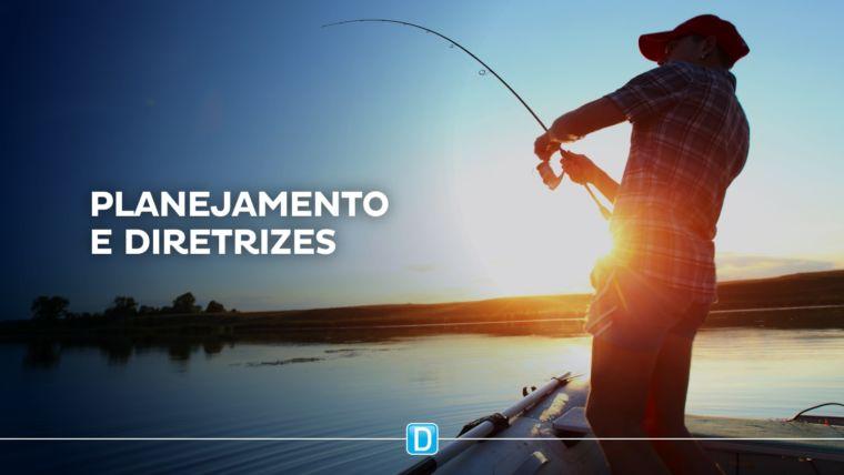 Plano prevê estratégias para desenvolvimento sustentável de atividades pesqueiras e aquícolas