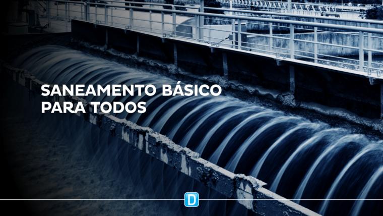 Articulação tem papel central para garantir a implementação da política de saneamento no País