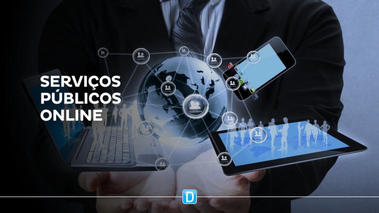 Mais de 3 mil serviços são ofertados em uma mesma plataforma digital
