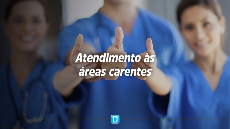 18 mil vagas para Médicos pelo Brasil