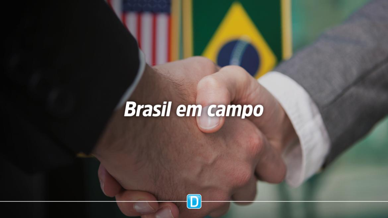 Brasil e EUA iniciam negociações para acordo comercial