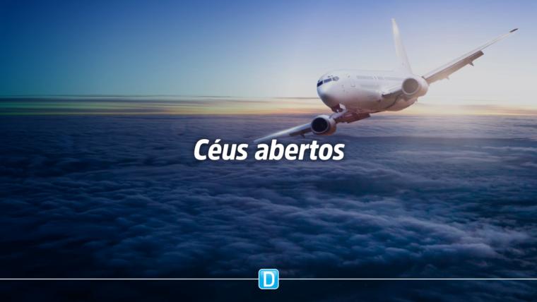 Governo estabelece diretrizes e amplia liberdade para acordos internacionais de transporte aéreo