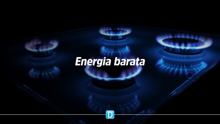 Ministério da Economia avalia capacidade de choque de energia barata chegar ao preço do gás de cozinha