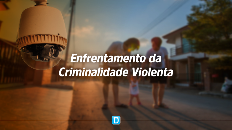 Apresentação do Programa Nacional de Enfrentamento da Criminalidade Violenta