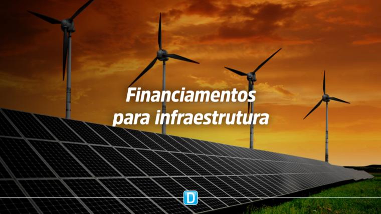 Financiamentos para infraestrutura no Nordeste superam em 15% projeção semestral
