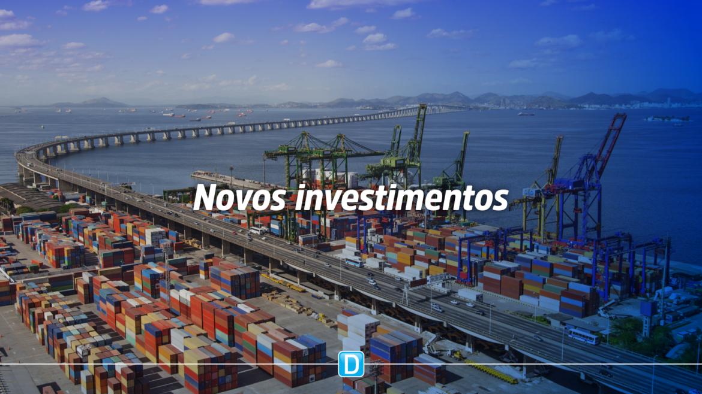 Governo Federal arrecada R$ 148,5 milhões em leilão de três áreas portuárias em Santos (SP) e Paranaguá (PR)