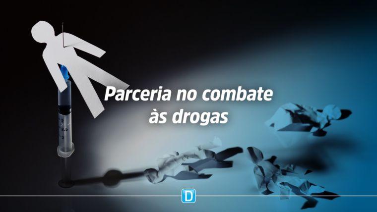 Brasil e Paraguai discutem parceria no enfrentamento ao uso de drogas