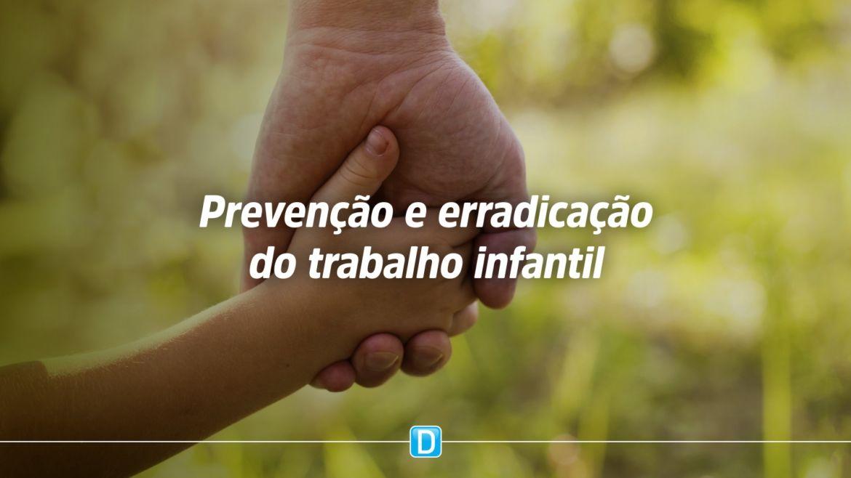 Lançado o Observatório da Prevenção e da Erradicação do Trabalho Infantil