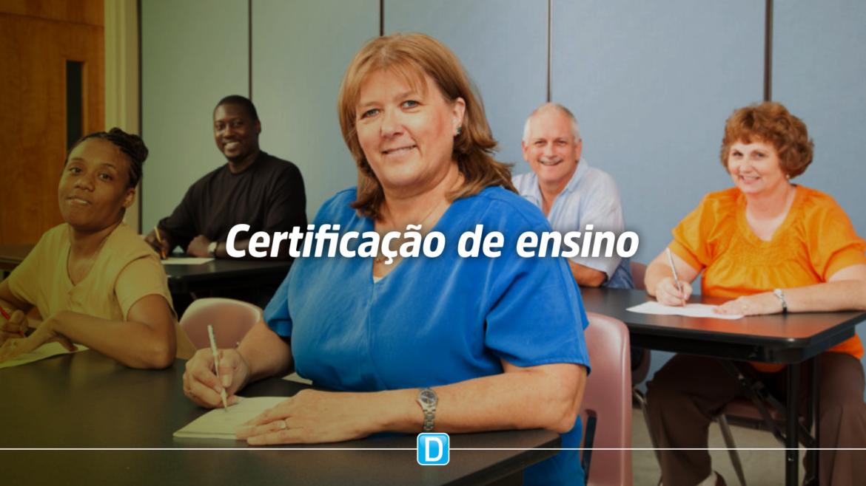 Encceja registra aumento de 45% de participantes em busca de certificação e bate recorde