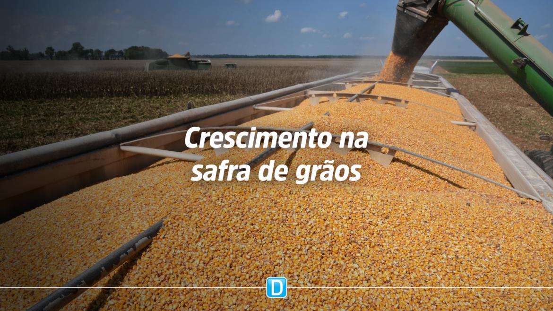 Brasil fecha safra 2018/2019 com recorde de 242,1 milhões de toneladas de grãos
