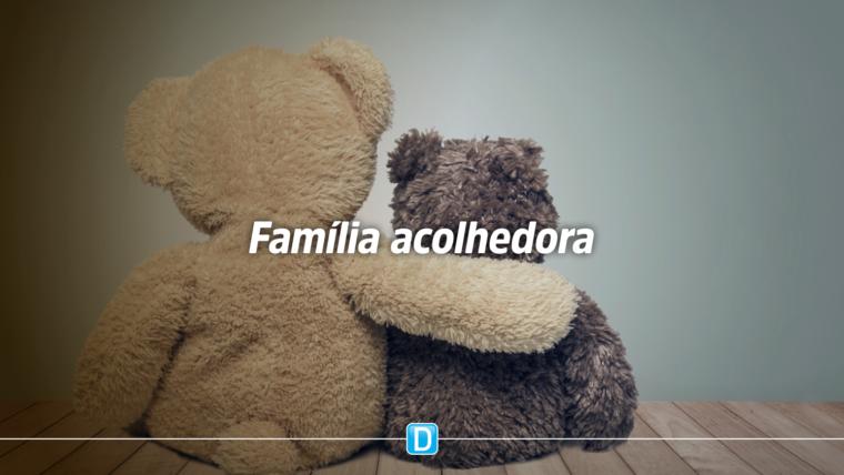 Família Acolhedora oferece alternativa à institucionalização de menores em risco
