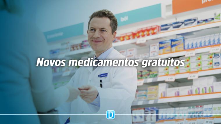 Finanças aprova inclusão de novos medicamentos no Farmácia Popular