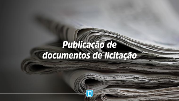 MP elimina exigência de publicação de documentos de licitação em jornais